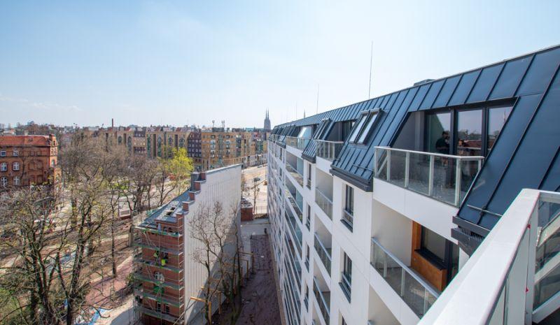 nowe mieszkania w centrum Wrocławia