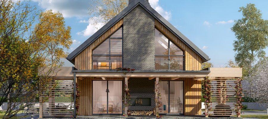 Jak wybrać projekt małego domu idealny dla rodziny?
