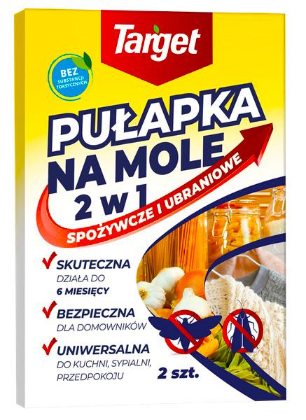 Jaki preparat na mole spożywcze jest najlepszy?